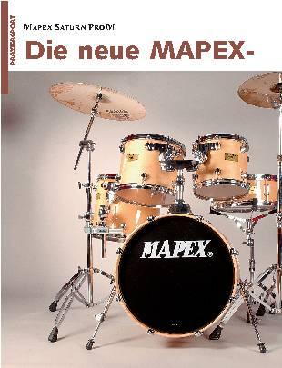Die neue MAPEX-Mittelklasse