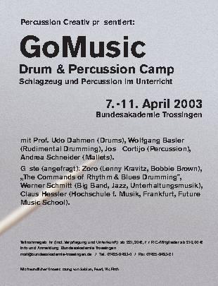 Percussion Creativ