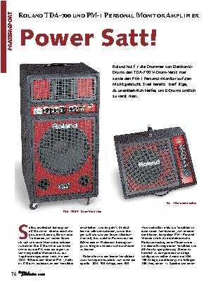 Power Satt!