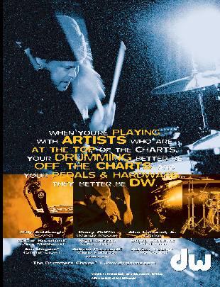 Drum Workaholic