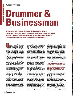 Drummer & Businessman