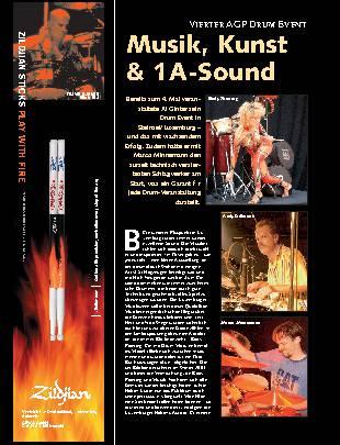 Musik, Kunst & 1A-Sound