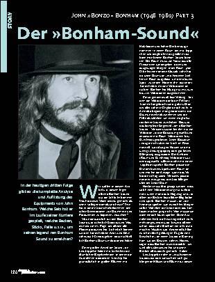 Der Bonham-Sound