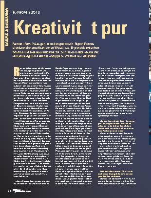 Kreativität pur