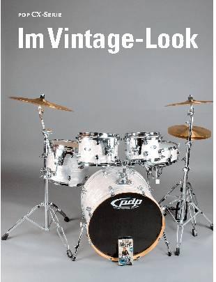 Im Vintage-Look