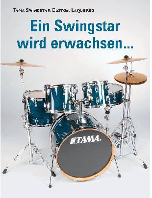 Ein Swingstar wird erwachsen...
