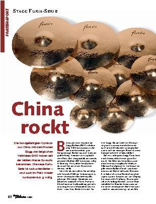 China rockt