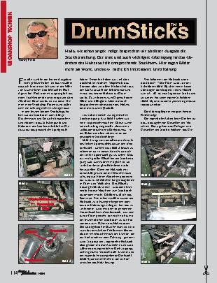 Drumsticks (Teil III)