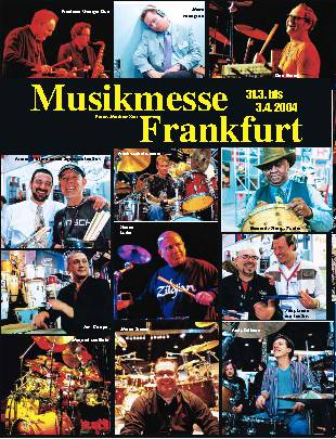 Musikmesse Frankfurt