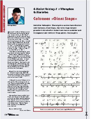 Coltranes Giant Steps