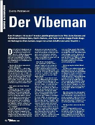 Der Vibeman