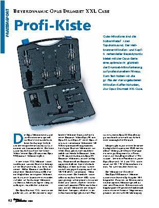 Profi-Kiste