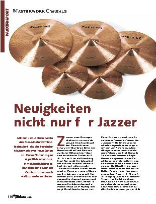 Neuigkeiten nicht nur für Jazzer