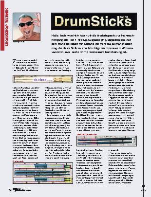 Drumsticks (Teil VI)