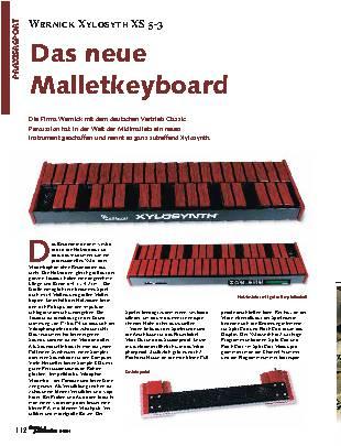 Das neue Malletkeyboard