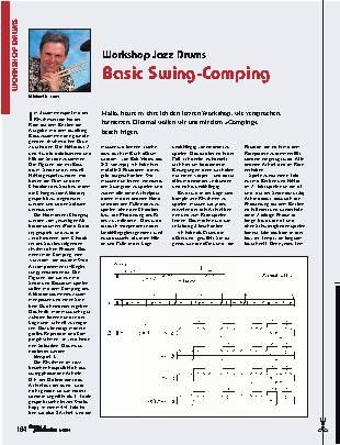 Basic Swing-Comping