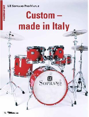 Custom – made in Italy