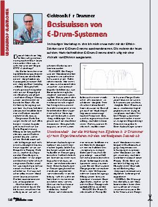 Basiswissen von E-Drum-Systemen