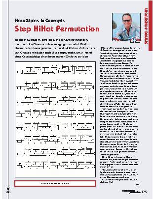 Step HiHat Permutation