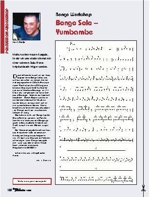 Bongo Solo – Yumbambe