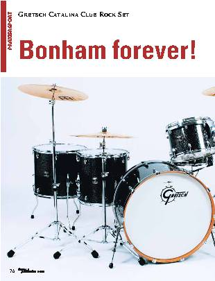 Bonham forever!