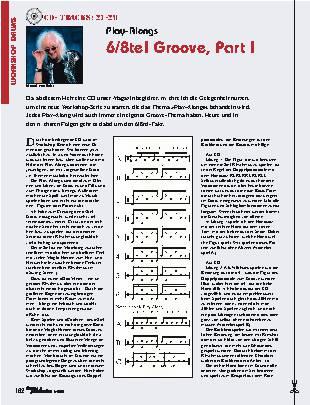 6/8tel Groove (Part I)