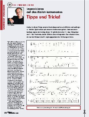 Tipps und Tricks!