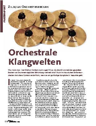 Orchestrale Klangwelten