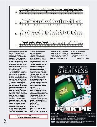Übungen zur rhythmischen Kontrolle des Open-Rolls, Teil 2: 5- und 7-Stroke Rolls