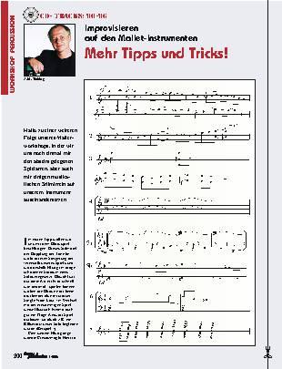 Mehr Tipps und Tricks!