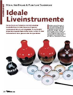 Ideale Liveinstrumente