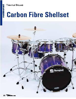 Carbon Fibre Shellset
