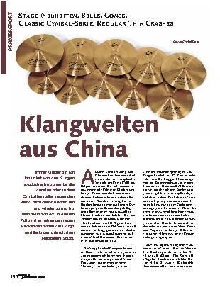 Klangwelten aus China