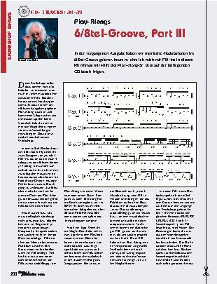 6/8tel-Groove (Part III)