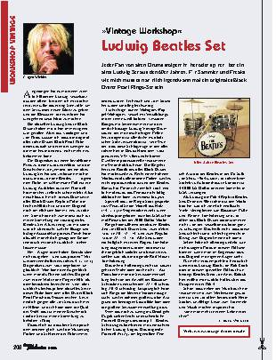 Ludwig Beatles Set