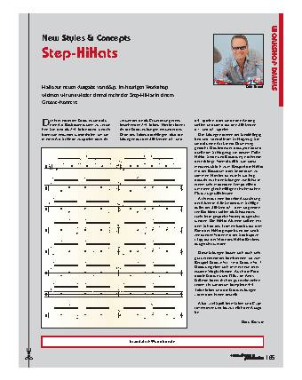 Step-HiHats
