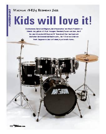 Kids will love it!