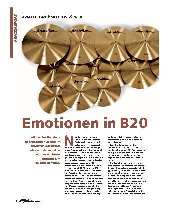 Emotionen in B20