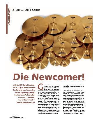 Die Newcomer!