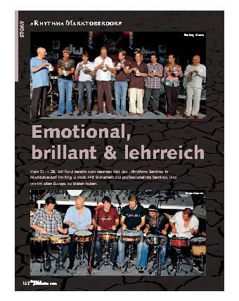 Emotional, brillant & lehrreich