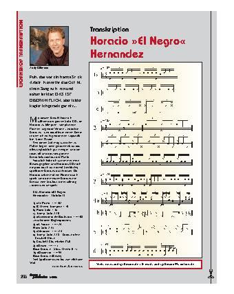 Horacio El Negro Hernandez