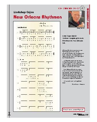 New Orleans Rhythmen