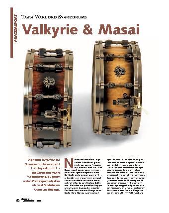 Valkyrie & Masai