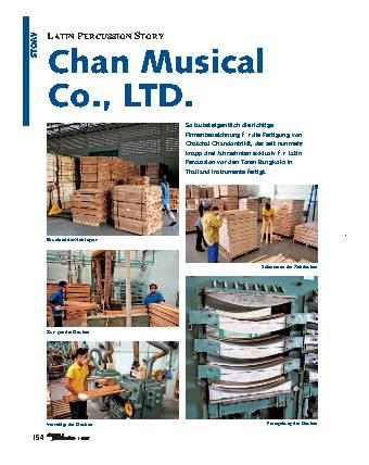 Chan Musical Co., LTD.