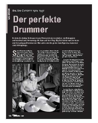 Der perfekte Drummer