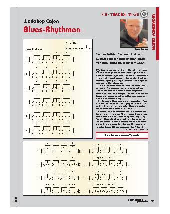 Blues-Rhythmen