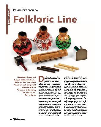 Folkloric Line