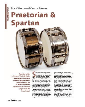 Praetorian & Spartan