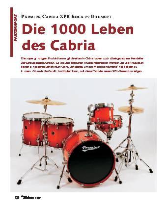 Die 1000 Leben des Cabria