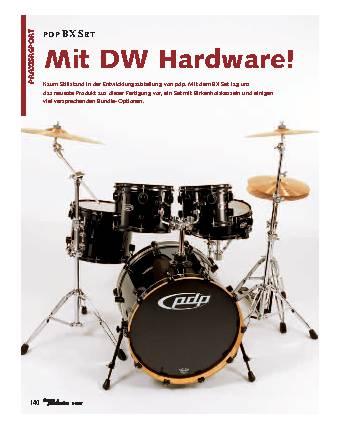 Mit DW Hardware!